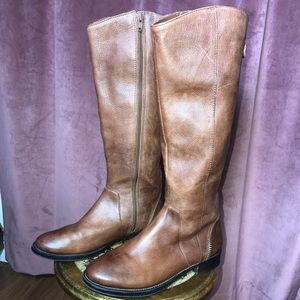 EUC! Arturo Chiang Felicity Tall Leather Boot